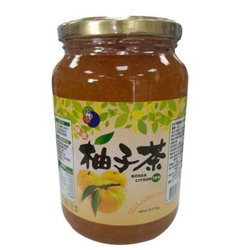 韓客蜂蜜生柚子茶1kg