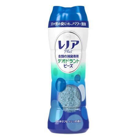 日本P&G洗衣芳香顆粒【消臭淨白】375g