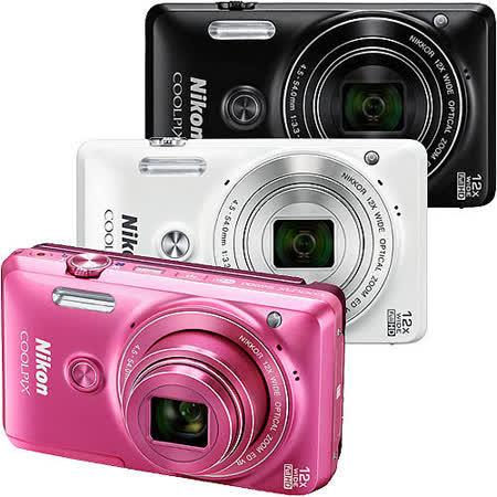 Nikon COOLPIX S6900 12倍光學變焦相機(公司貨)-送16G記憶卡+高透光保護貼+清潔組+小腳架