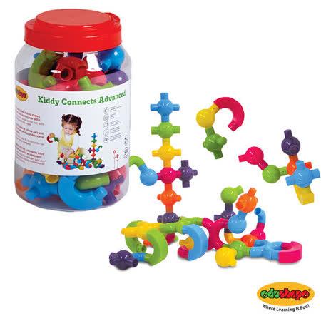 以色列Edushape 連連樂益智玩具組 (50pcs)
