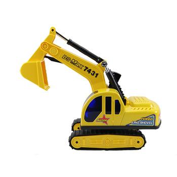 韓國進口360度履帶式挖土機╱怪手(大台)(ST玩具百貨公司貨品質保證)