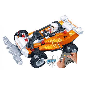 【好物分享】gohappy【BanBao邦寶積木】遙控車系列之海王星競速賽車(8219)哪裡買忠孝 東路 sogo