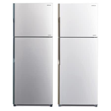 【HITACHI日立】381公升變頻雙門冰箱RV399