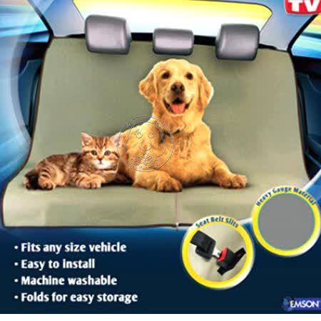 petzoom汽車用防水寵物毯汽車後座寵物車墊145*145cm