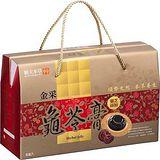順天本草 金采龜苓膏禮盒 (9盅/盒)