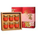 順天本草 冰糖燕窩禮盒 (6瓶/盒)