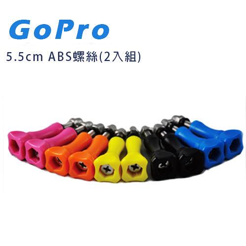 CityBoss Gopro ABS螺絲 5.5CM 2入組
