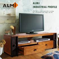 【ALMI】DOCKER PROFILE- PRO MEUBLE TV工業風電視櫃