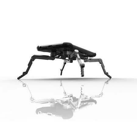 CORESUIT METAL CLAW 裝甲風格金屬爪+i6手機殼-銀