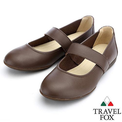 ~女~Travel Fox 雅典娜休閒鞋913813^(咖啡~76^)