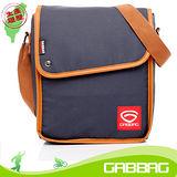 GABBAG 長崛側背包(iPad平板可入)(藍)(GB14107-47)