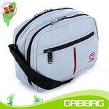 GABBAG 惠比側背包(灰)(GB09205-13)