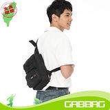 GABBAG 幕田斜背包(黑)(GB11102-01)