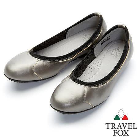 Travel Fox SOFT-EZ柔軟娃娃鞋914831(深灰-98)