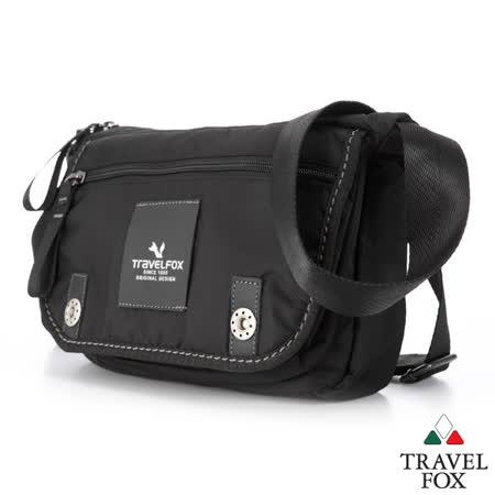 Travel Fox 旅狐寇柏側背包(黑)(TB550-01)