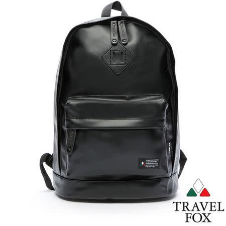 Travel Fox 旅狐凱恩後背包(黑)(TB677-01)