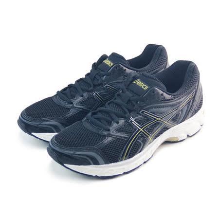 (男)ASICS亞瑟士 GEL-EQUATION 8 慢跑鞋 黑-T5Q1N9094