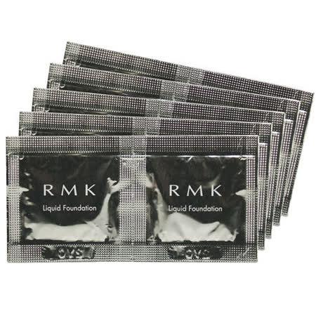 RMK 液狀粉霜SPF14PA++(1ml*2)*5#101