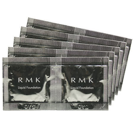 RMK 液狀粉霜SPF14PA++(1ml*2)*5#102