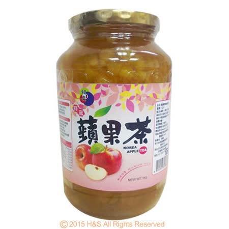 《韓廣》韓國蜂蜜蘋果茶(1kg)