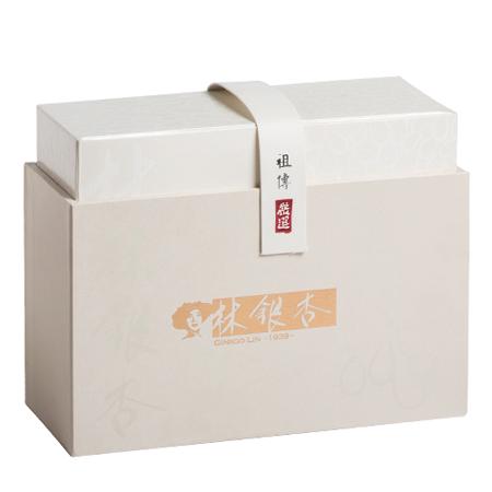 【林銀杏】嚴選杏仁初胚燕麥粉(微甜600g)