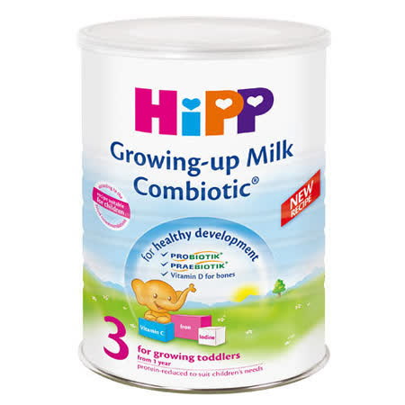 HiPP喜寶雙益幼兒成長奶粉/1入