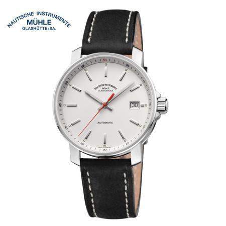 格拉蘇蒂·莫勒 Muehle·Glashuette 運動系列 M1-25-21-LB 機械中性錶