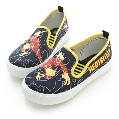(日本製)BEN10 輕量舒適減壓休閒鞋 BEN004-黑