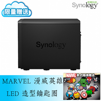 Synology群暉科技 DiskStation DS2415+ 12Bay網路儲存伺服器