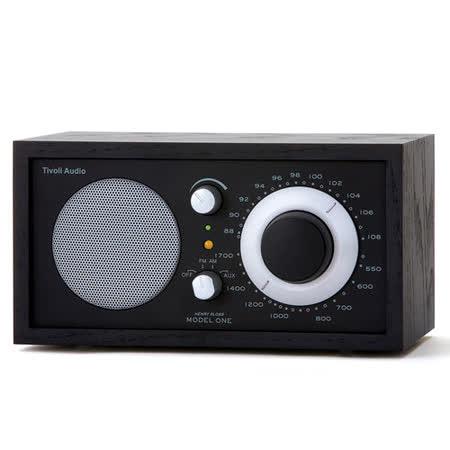 Tivoli Audio - Model One AM/FM 桌上型收音機-黑色特仕版