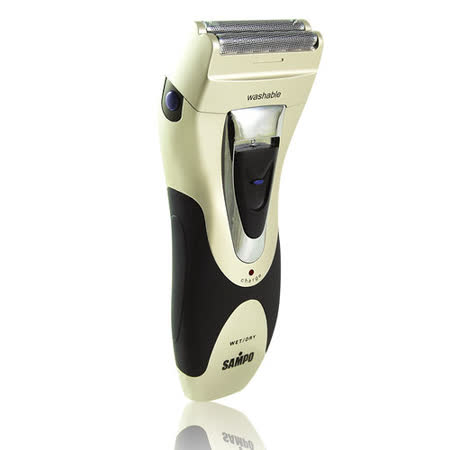 聲寶水洗式雙刀頭刮鬍刀 EA-Z906WL