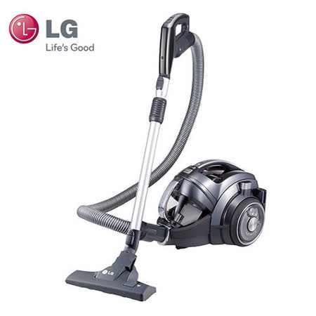 LG樂金 CORDZERO圓筒式無線吸塵器VR94070NCAQ