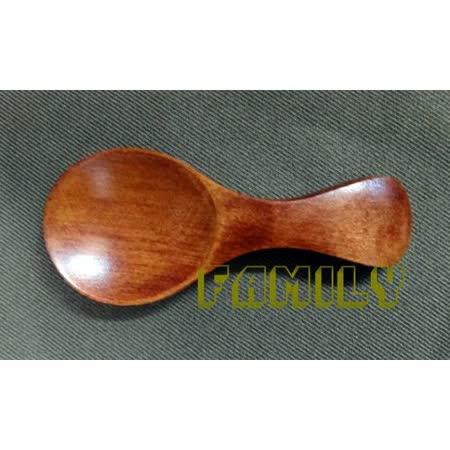 日式居家 天然木 木質餐具 -楠木茶勺