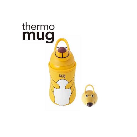 日本品牌 thermo mug 兒童/子供用動物水壺 - 熊.