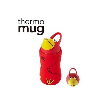 日本品牌 thermo mug 兒童/子供用動物水壺 - 雞.