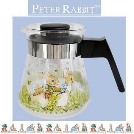 PETER RABBIT 比得兔兄妹 玻璃咖啡壺 750ML-MGS0926