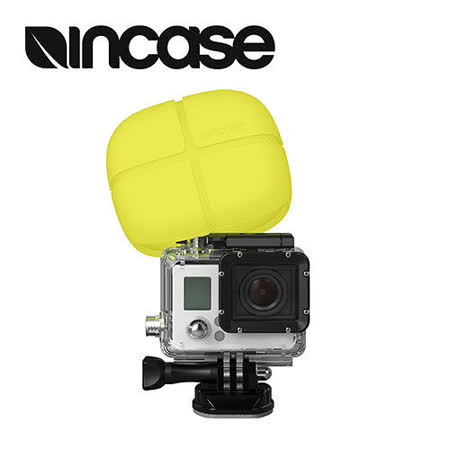 【INCASE】GoPro專用 Protective Cover 輕巧矽膠主機安霸 行車紀錄器保護罩 (亮黃)