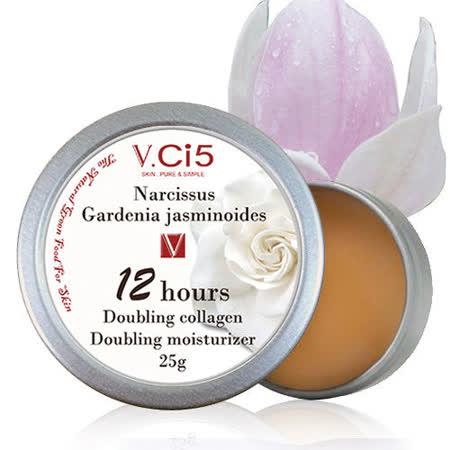 V.Ci5 全方位植萃精油修護潤澤膏-水仙滬子花