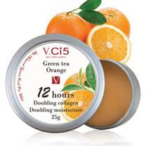 V.Ci5 全方位植萃精油修護潤澤膏-綠茶香橙