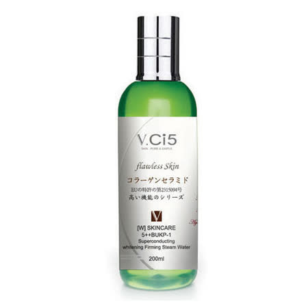 V.Ci5 保濕活顏蒸氣露