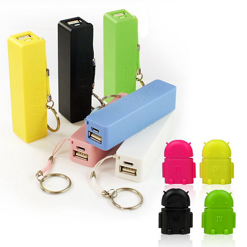 ~超方便~2600mAh 行動電源 迷你安卓 Micro USB to USB A母 OT