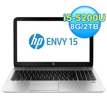 HP ENVY 15-ae035TX i5 時尚銀