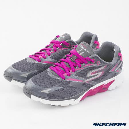 SKECHERS (女) 跑步系列 GO RUN 4 - 13995CCHP