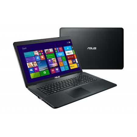 【ASUS華碩】X751LB 17.3吋FHD I7-5500U 4G記憶體 128GSSD+1TB NV940 2G獨顯 高CP值玩家旗艦筆電(X751LB-0043C5500U)