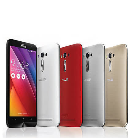 ASUS 華碩 ZenFone 2 Laser ZE500KL LTE 2G/16G 5吋智慧手機(灰/紅/金色)-【加送華碩原廠側掀皮套+鋼化保護貼】
