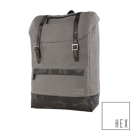 【HEX】Outpost 系列 Cloak Backpack 15吋 雙皮帶抽繩束口筆電後背包