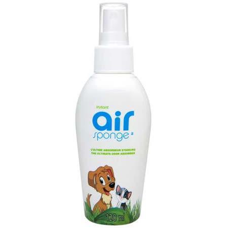 【加拿大Air Sponge】除臭抗菌噴劑120ml-寵物家庭/場所適用