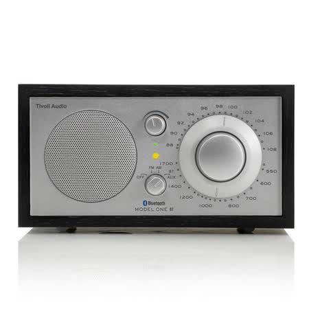 Tivoli Audio - Model One BT AM/FM 桌上型藍牙喇叭收音機(黑色)