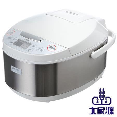 大家源-微電腦厚釜十人份電子鍋TCY-3620