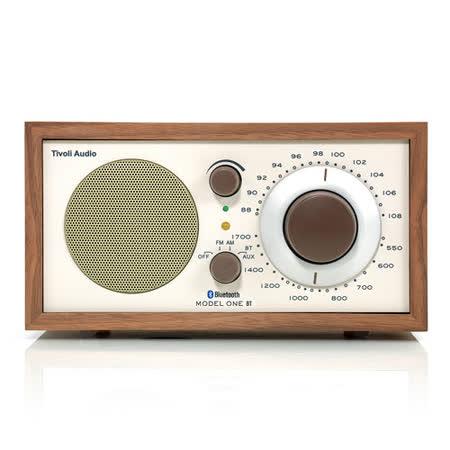 Tivoli Audio - Model One BT AM/FM 桌上型藍牙喇叭收音機(胡桃木色)